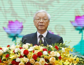 Tổng Bí thư: Máu đào đã nở hoa cho đất nước hôm nay!