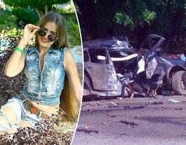 """Hoa hậu tuổi teen thiệt mạng vì tai nạn xảy ra khi """"live stream"""""""