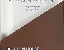 """BIDV nhận giải thưởng """"Nhà tư vấn phát hành trái phiếu tốt nhất Việt Nam năm 2017"""""""