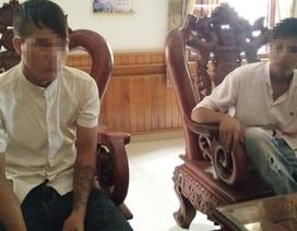 Trở về sau 1 tháng biệt tích, 2 anh em kinh hãi kể chuyện bị bóc lột