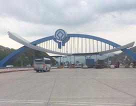 Miễn giảm phí cho nhiều loại phương tiện qua Trạm thu phí Đại Yên