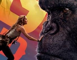 """""""Kong"""" dẫn đầu phòng vé thế giới với… 142 triệu USD"""