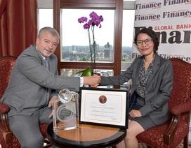 ABBANK là ngân hàng phát triển bán lẻ tốt nhất Việt Nam 2017