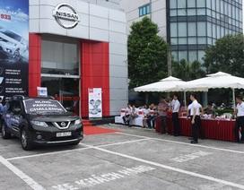 """Hứng khởi cùng sự kiện Nissan """"Vui cuối tuần, hòa cảm xúc"""""""