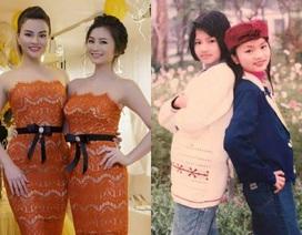 Tình bạn 20 năm của Vũ Thu Phương và Diệu Hương