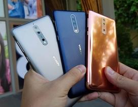 Nokia 8 chính thức ra mắt tại Việt Nam, giá 12,9 triệu đồng