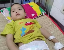 Thương bé 5 tuổi người dân tộc Ê đê lao đao vì căn bệnh ung thư máu