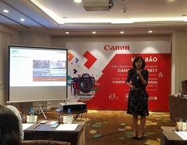 Máy in 3D và bộ cảm biến khủng sắp được Canon mang về VN