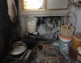 Bình gas phát nổ, 3 người trong gia đình bị bỏng