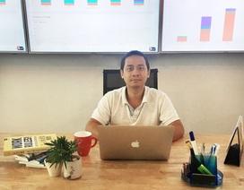Thất thoát 800 triệu đồng, CEO 8X người Việt khởi nghiệp tìm hướng đi