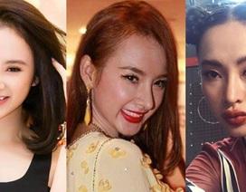 """Nhìn lại """"hành trình nhan sắc"""" ngày càng khác lạ của Angela Phương Trinh"""