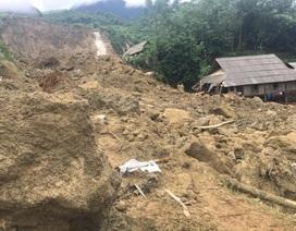 Dùng 30kg thuốc nổ phá đá tìm 5 nạn nhân vụ sạt lở