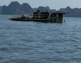Va chạm liên hoàn trên biển, tàu chở than bị chìm