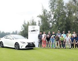 Việt Nam giành giải xuất sắc nhất trong phần thi Tốc độ ở giải Golf Cup châu Á