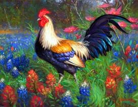 Hình tượng con gà trong văn hóa Đông - Tây