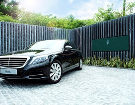 Mercedes-Benz bàn giao 25 xe S-Class cho Bộ Ngoại giao Việt Nam