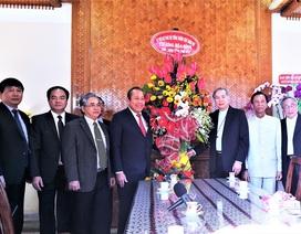 Phó thủ tướng Trương Hòa Bình thăm, chúc mừng Giáng sinh tại Gia Lai, Kon Tum