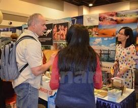 Quảng bá văn hóa Việt Nam tại Lễ hội Bazar ở Venezuela
