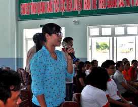 Quảng Nam: Công nhân kiến nghị nhiều đề xuất về đời sống an sinh