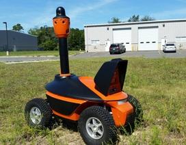 """Nhiều nhân viên bảo vệ đã bắt đầu """"mất việc"""" vào tay robot"""