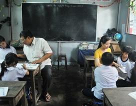 Người cựu chiến binh xây dựng lớp học tình thương giữa xóm nghèo