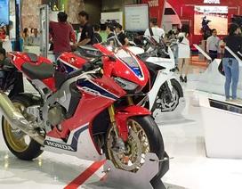 Đại lý môtô đầu tiên của Honda sẽ ở Tp Hồ Chí Minh