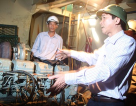 Vụ tàu vỏ thép hư hỏng: Tổng cục Thủy sản yêu cầu giám sát chặt chẽ việc sửa chữa