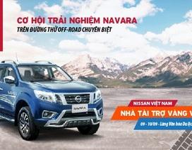 Nissan là nhà tài trợ Vàng lần thứ 3 liên tiếp của Giải đua xe ô tô địa hình Việt Nam (VOC)