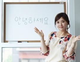 Lối tắt bí mật cho thành công tương lai từ học tiếng Hàn