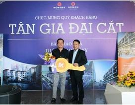 Chính thức bàn giao nhà giai đoạn 1 dự án khu đô thị Mon Bay