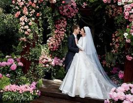 Những hôn lễ đình đám của sao trong năm 2017