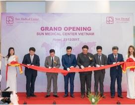 Hà Nội có thêm một cơ sở y tế đạt tiêu chuẩn quốc tế