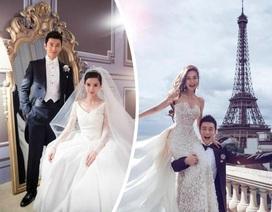 Lễ cưới của Angelababy và Huỳnh Hiểu Minh lọt top 8 hôn lễ siêu sang
