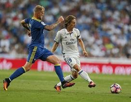 Real Madrid vượt qua cú sốc thất bại trước Sevilla?
