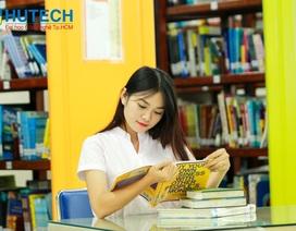 HUTECH tuyển sinh Liên thông Đại học đợt 1 năm 2017