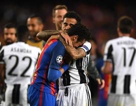 Neymar rơi lệ, Messi cúi đầu trong ngày Barca chia tay Champions League