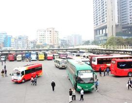 Một số tuyến xe khách đường dài tăng giá tới… 60%