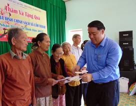 Tập đoàn Đất Quảng mang xuân ấm về với đồng bào nghèo tỉnh Quảng Nam