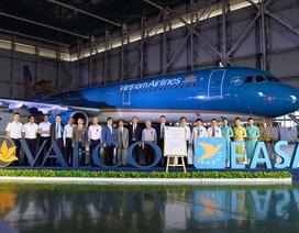 Kỹ thuật máy bay Việt Nam được nhận chứng chỉ bảo dưỡng của châu Âu