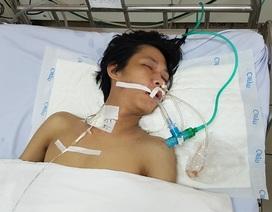 Thương tâm chàng trai không có cha mẹ nguy kịch vì viêm màng não