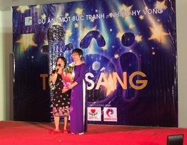 Tiếng hát xoa dịu nỗi đau cho bệnh nhân ung thư