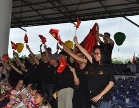 Đoàn Philippines đạt giải nhất hội thi hợp xướng quốc tế Hội An 2017