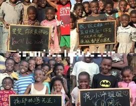 Website Trung Quốc gây phẫn nộ khi sử dụng trẻ em châu Phi làm công cụ quảng cáo