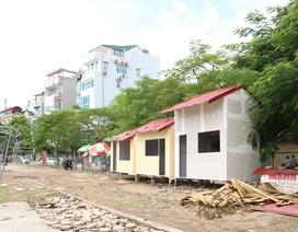Hà Nội: Phá dỡ toàn bộ ki ốt cố định trên phố đi bộ vì bị người dân phản ứng