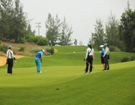 Giải Unicap chính thức khai mạc tại FLC Quy Nhơn Golf Links