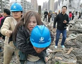 Nổ nhà máy ở thành phố cảng Trung Quốc, ít nhất 2 người chết