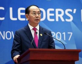 Chủ tịch nước: Đà Nẵng góp phần quan trọng trong thành công của APEC