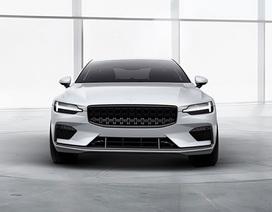 Volvo giới thiệu mẫu xe điện Polestar đầu tiên tại thị trường Trung Quốc