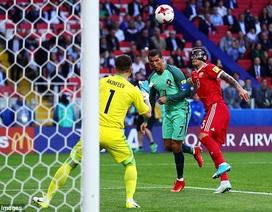 Nga 0-1 Bồ Đào Nha: Bàn thắng của C.Ronaldo