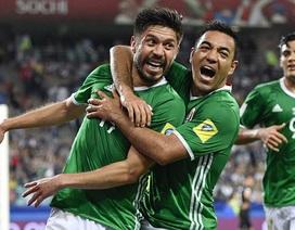 Hạ New Zealand, Mexico đòi lại ngôi đầu từ Bồ Đào Nha